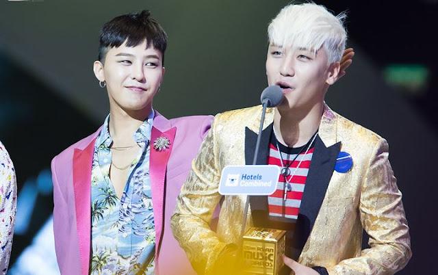 Saham YG Entertainment Merosot Karena Berita Seungri dan G-Dragon