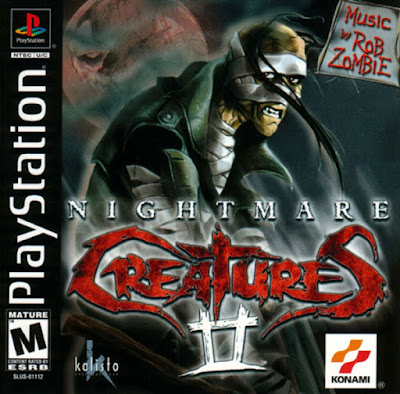descargar nightmare creatures 2 psx por mega