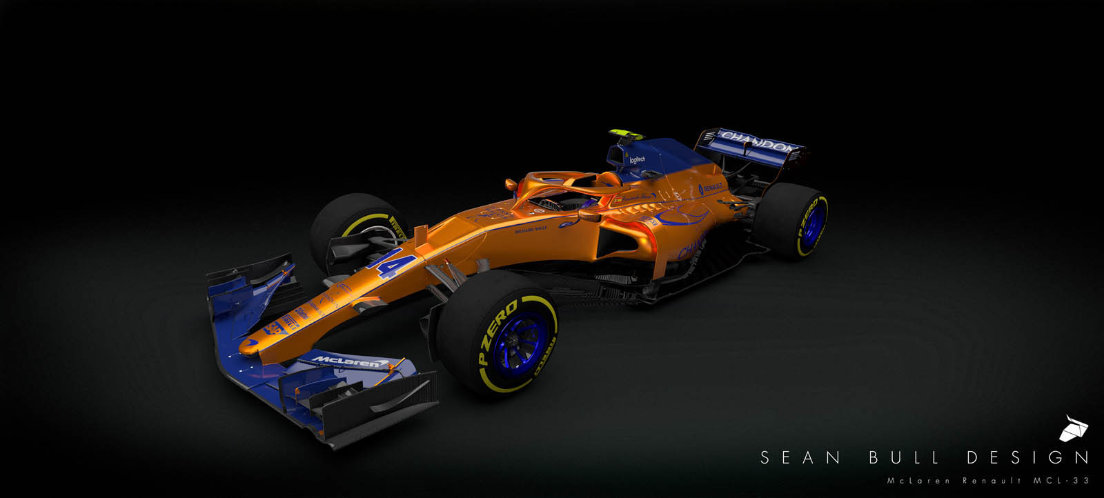Maybe The 2018 Mclaren Renault Mcl33 Will Actually Win