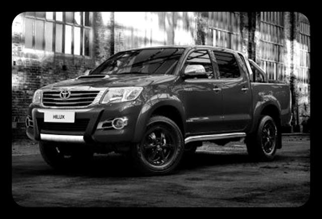 2016 Toyota Hilux Concept