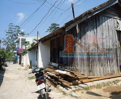 Đất xây dựng rộng giá rẻ phường 5 Đà Lạt – BĐS Liên Minh D2264