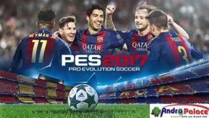PES 2017 Apk MOD for Android Pro Evolution Soccer 17 1.2.1 Terbaru