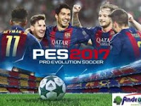 PES 2017 Apk MOD for Android Pro Evolution Soccer 17 1.2.1 Terbaru