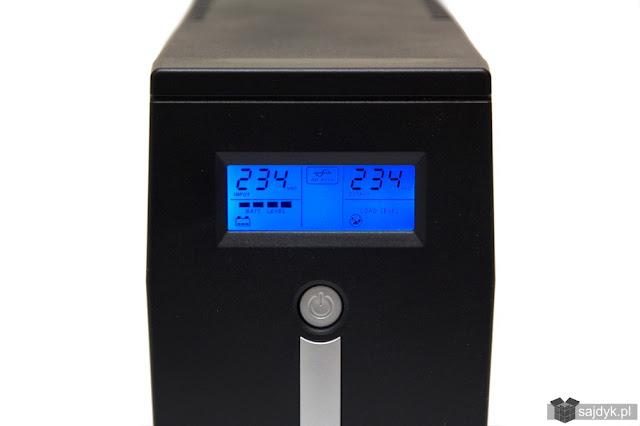 Wyświetlacz Green Cell Micropower 800VA