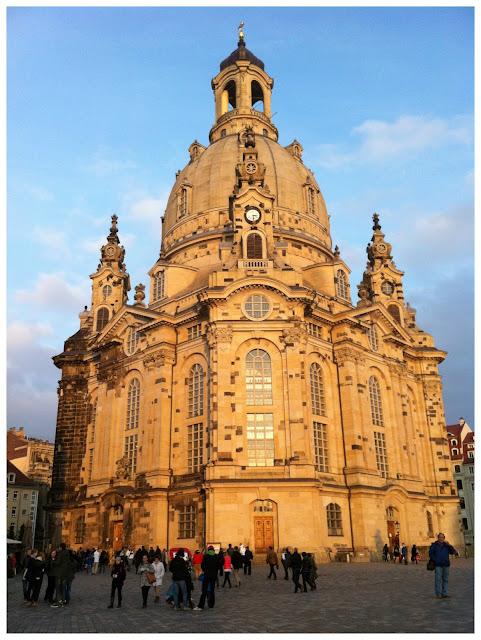 Neumarkt e Frauenkirche, Dresden