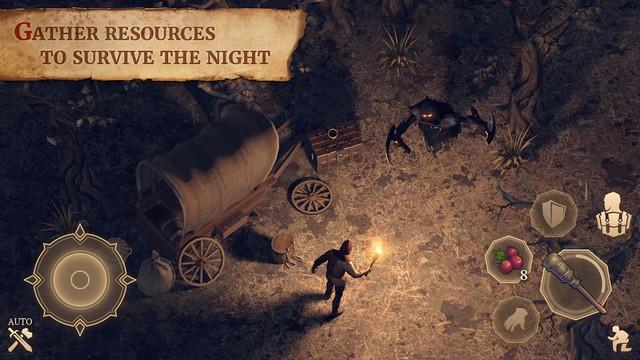 grim soul dark fantasy survival hileli apk indir