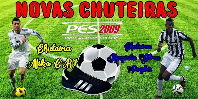 2009 PES PC CHUTEIRAS BAIXAR