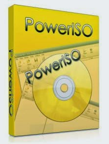 PowerISO 6.2 Multilingual Full Crack
