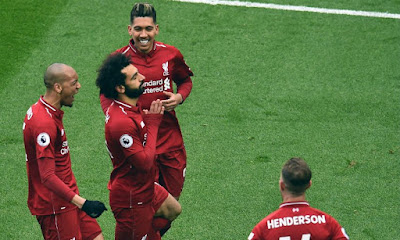 Highlight Liverpool 2-0 Chelsea, 14 April 2019