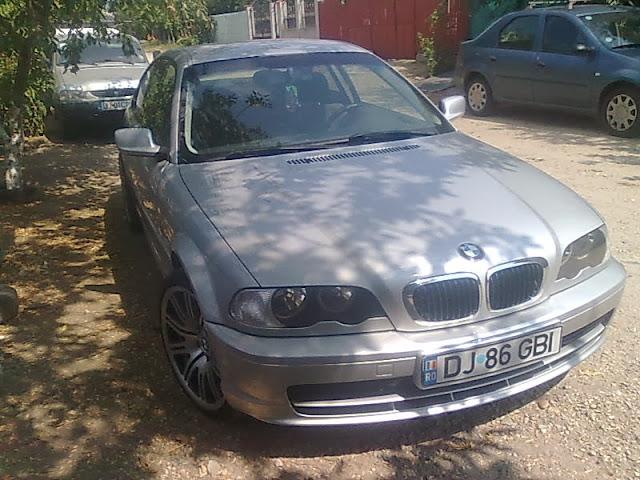 Vand BMW inmatriculat RO