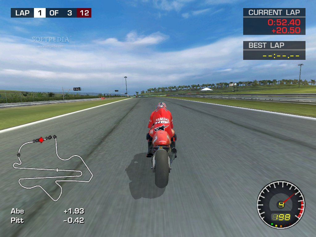 moto gp 4 pc download
