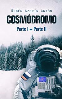 foto portada libro cosmodromo 1 y 2 ruben azorin ccff
