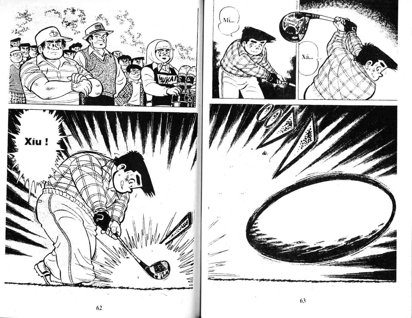 Ashita Tenki ni Naare chapter 38 trang 29