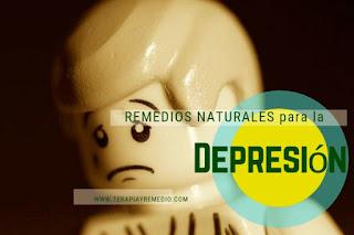 Remedios caseros para superar la depresión mejorando tu salud