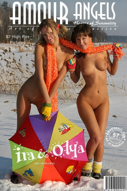 [AmourAngels] Olga, Ira - Ira & Olya