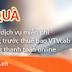 Thanh toán cước VTVCab trực tiếp - Khu vực Hà Nội