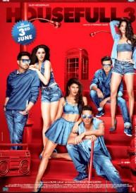 Housefull 3 (2016) Hindi Movie DVDRip 700MB