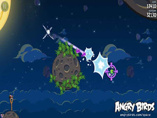 Angry Birds Space Game Download Highly Compressed