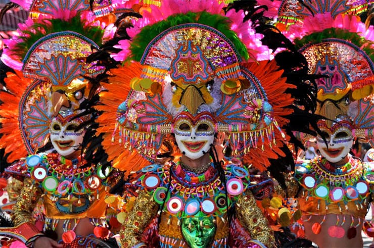 25. Masskara Festival, Bacolod City, Philippines - 29 Colorful Festivals and Celebrations Around the World