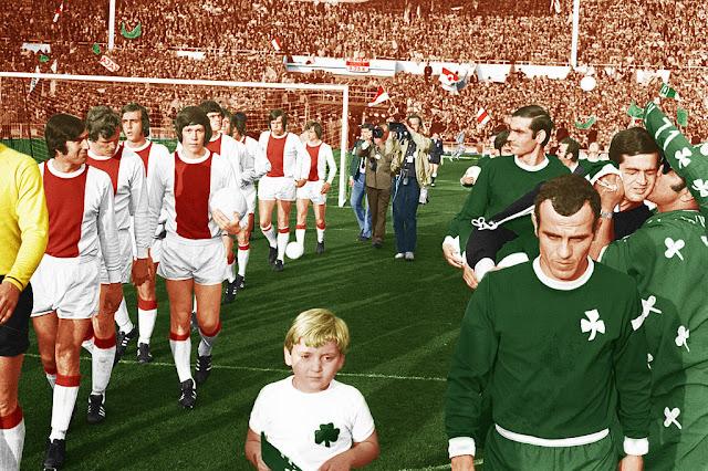 Persaingan Antara Ajax dengan Panathinaikos dalam Final Liga Champion Tahun 1971