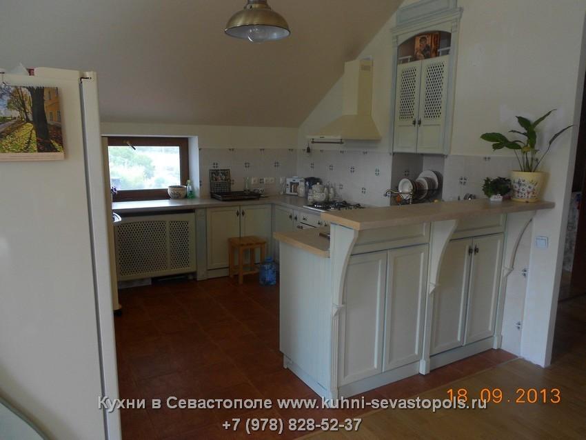 Деревянные кухни фото Севастополь
