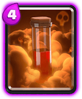 Clash Royale Poison Chart - Cards Wiki