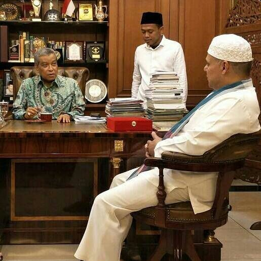 Haddad Alwi Sebut Indonesia Akan Banyak Sholawat Kalau 01 Menang