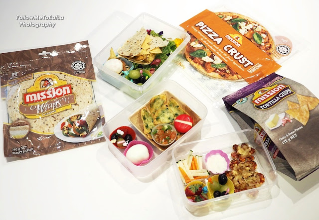 Healthy & Delicious Mission Bentos For Kids