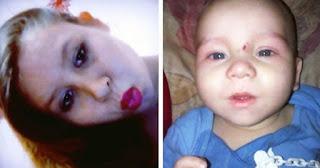 Μωρό 9 μηνών πέθανε επειδή η μάνα του το πότιζε βότκα για να κοιμάται γρήγορα κι εκείνη να γυρίζει σε πάρτι
