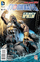Stormwatch #16 Cover