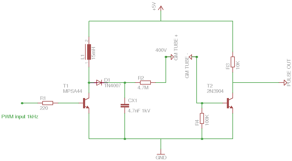 Phenomenal I O Blog The 3 Geiger Muller Tube To Arduino Interface Wiring Cloud Oideiuggs Outletorg