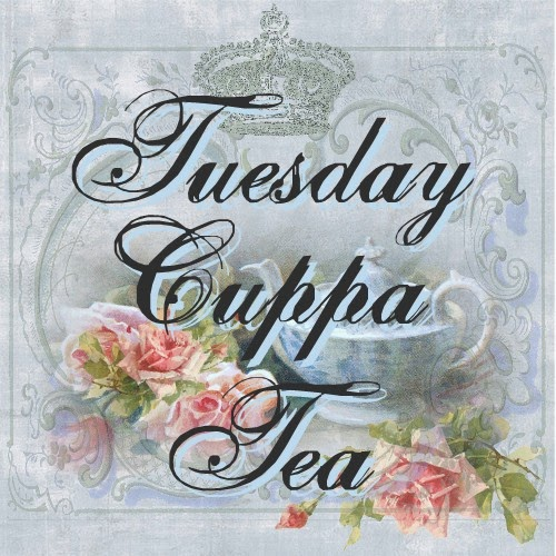 Antiques And Teacups: Tuesday Cuppa Tea, Pink For ...