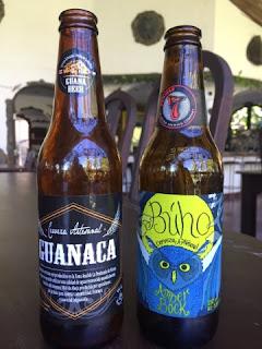 Cerveza artesenal Nicoya