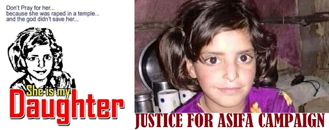 Justice For Asifa Bano
