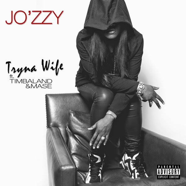 Jozzy - Tryna Wife (feat. Timbaland & Mase) - Single Cover