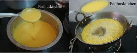 Kara Boondi Recipe Subbus Kitchen
