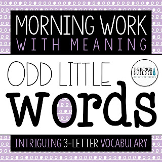 https://www.teacherspayteachers.com/Product/Odd-Little-Words-Vocabulary-Rich-Morning-Work-Word-Work-12-Weeks-3635849?utm_source=Blog%20BTS%20Giveaway&utm_campaign=Odd%20Little%20Words