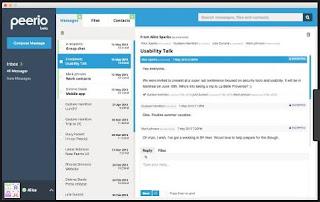 تحميل, برنامج, متخصص, لتشفير, وتأمين, الدردشة, والمحادثات, Peerio