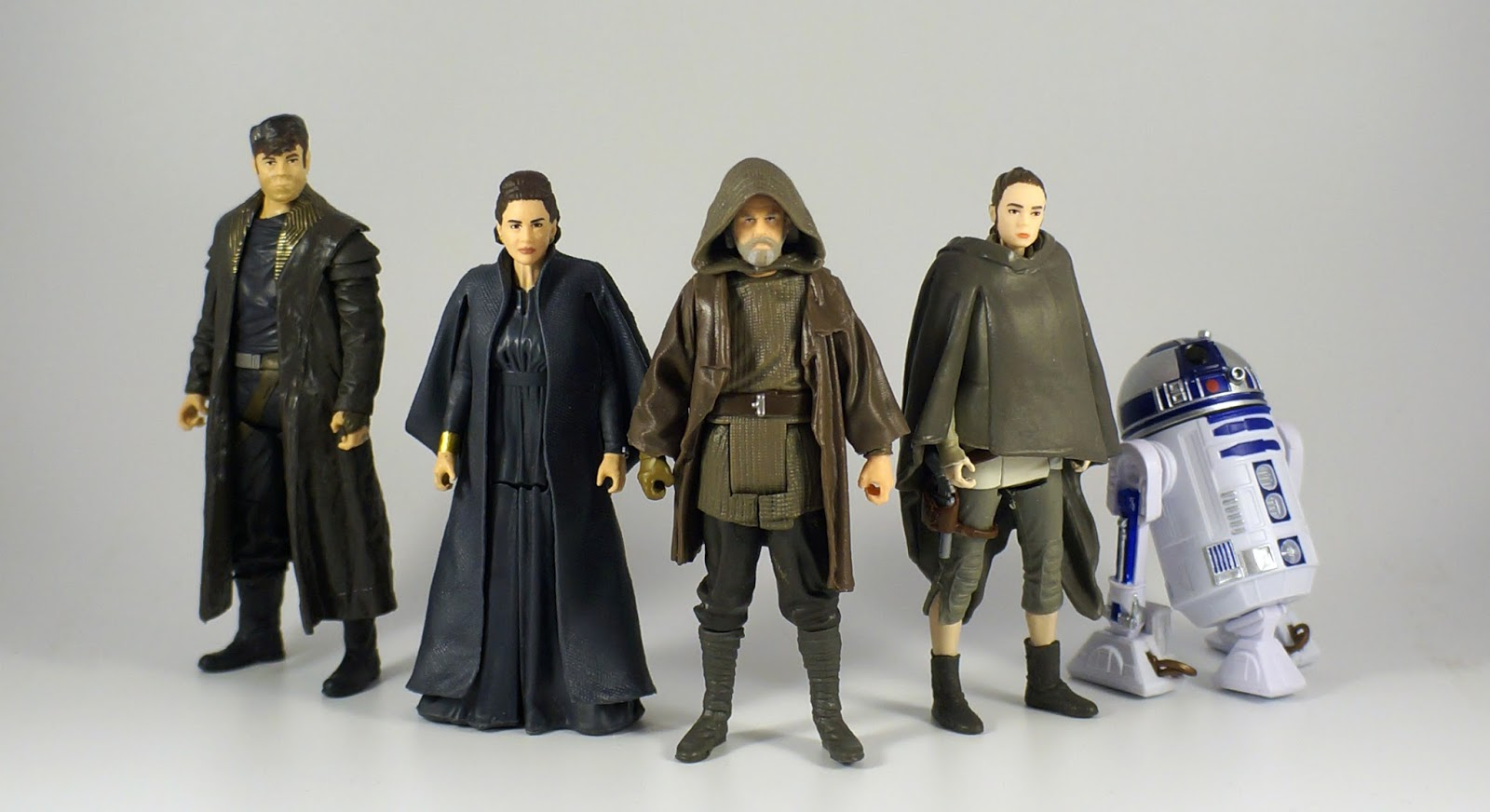 Review Star Wars The Last Jedi Wave 2 Figures By Hasbro