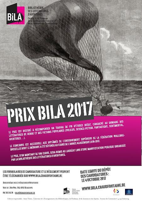 Prix BiLA 2017