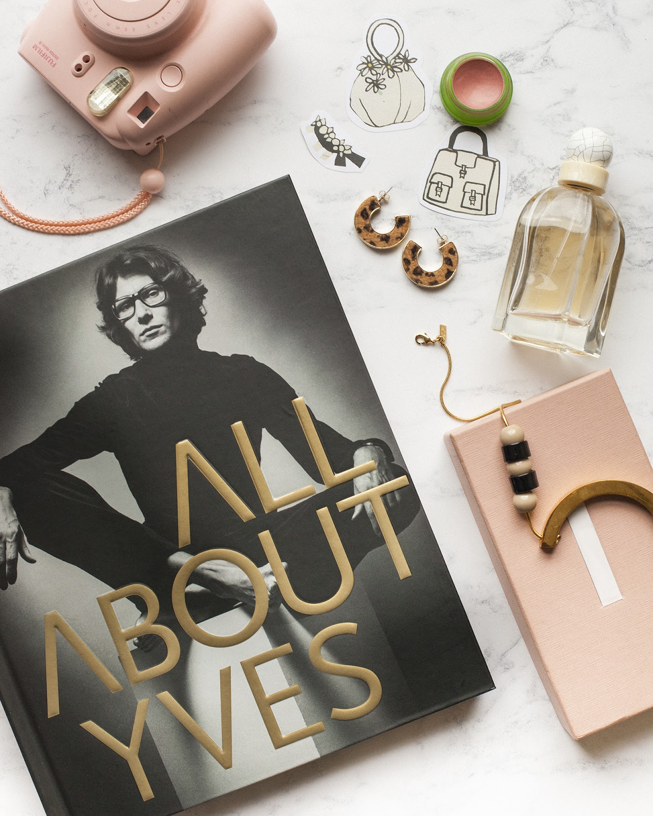all about yves, ysl, yslbook, laurence king publishing