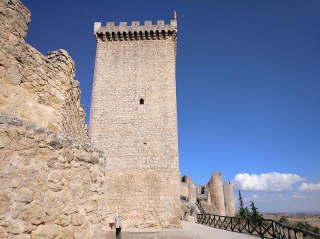Torre del Homenaje del Castillo de Peñaranda de Duero