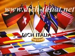 Dịch Tiếng Ý