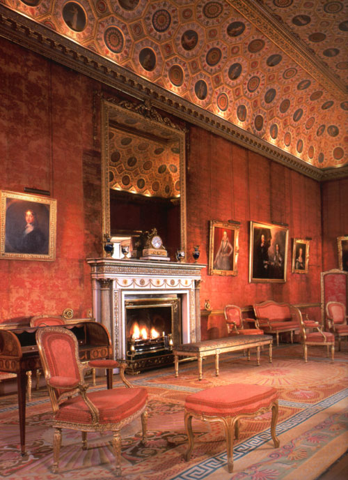 Red House Drawing: Period Pieces And Portraiture: Syon House