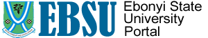 REQUIREMENTS FOR EBSU VERIFICATION EXERCISE FOR FRESHERS | 2017/18 | portal.ebsu-edu.net