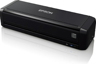 Epson WorkForce DS-360W drivers