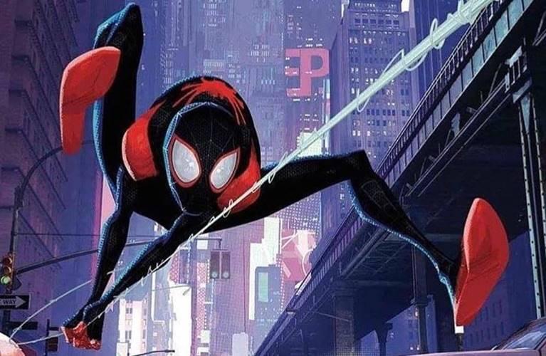 Spider-Man (Miles Morales) ADALAH