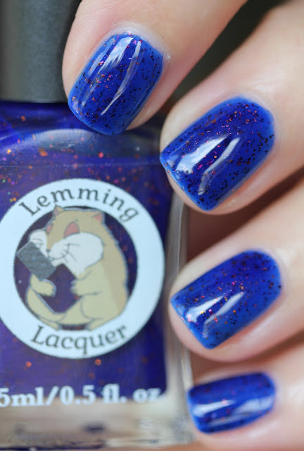 Lemming Lacquer The Magician Swatch