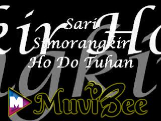Chord  Lagu Rohani Batak : Sari Siromarangkir / Ho Do Tuhan