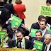 Placar do impeachment: Oposição tem maioria apertada na Câmara